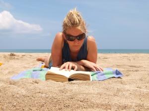 Book, Kuta beach